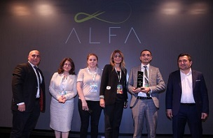 BAYMAK получил  A.L.F.A Award